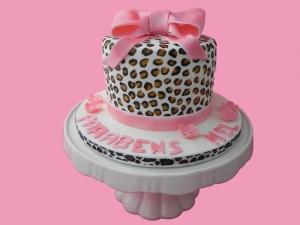 Gâteau Léopard