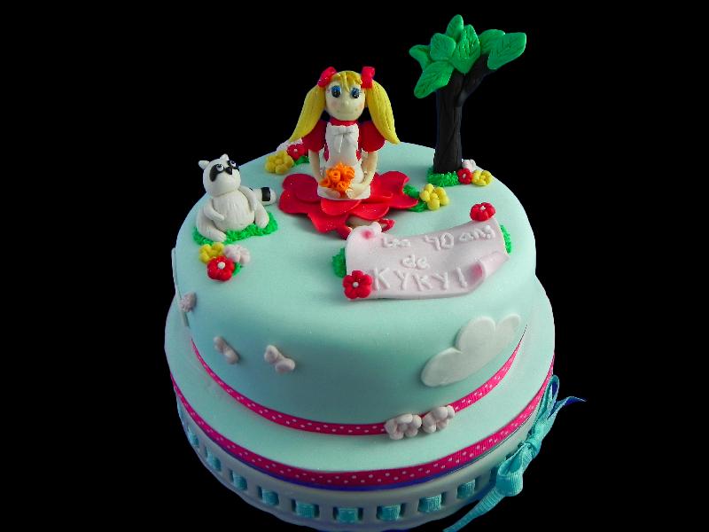 Gâteau Candy