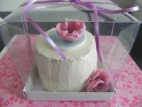 Mini Gâteau - 3 personnes, 5€ la part