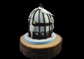 Gâteau cage à oiseaux