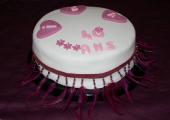 Gâteau aux coeurs