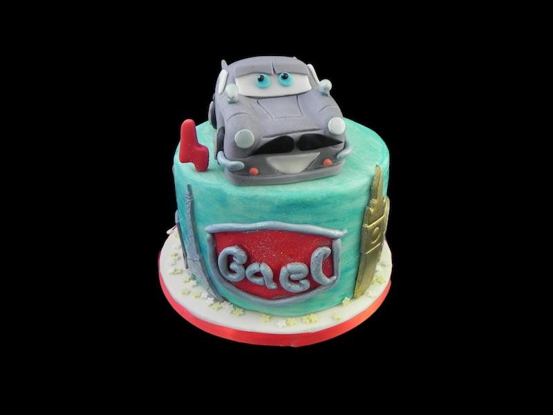 Gâteau McMissile pour Gaël