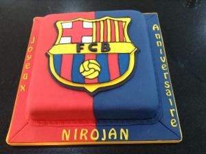 Embleme Barcelone