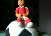 Le footballeur - 25 parts 150€