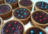 Tartelettes Choco/Carambar