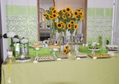 Dessert Table Scena