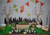 Dessert Table chez Scena