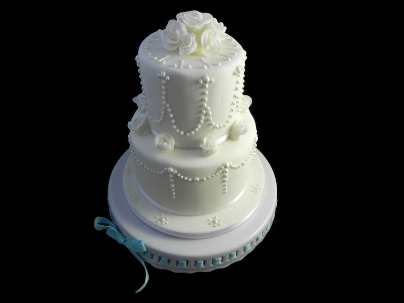 Wedding Cake – Le défi