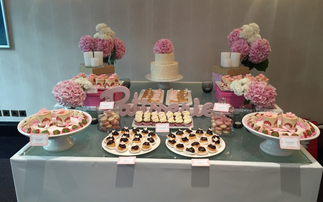 Sweet Table Wedding Paris