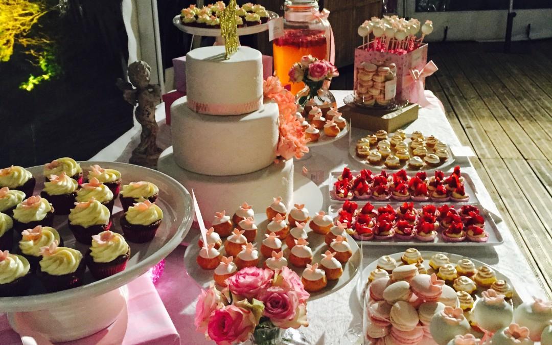 Sweet Table La Vie en Rose
