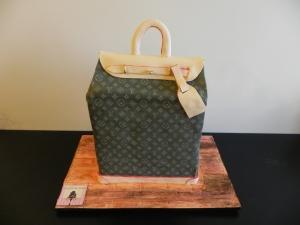 Gâteau Sac Luis Vuitton