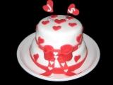 Gâteau tout Coeur - 50 parts 250€
