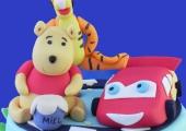 Winnie, Trigou et Cars