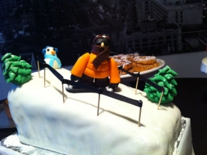 Le Snowboarder -