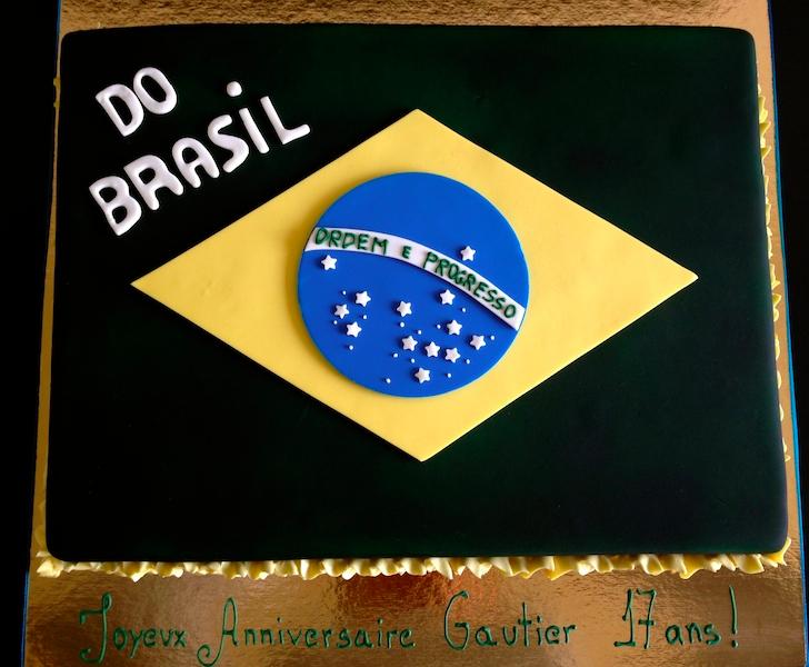 Coupe du Monde au Brésil !
