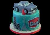 Gâteau McMissile