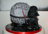 Gâteau Star Wars ou Death Star