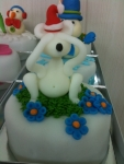 Mini Gâteaux de Noel