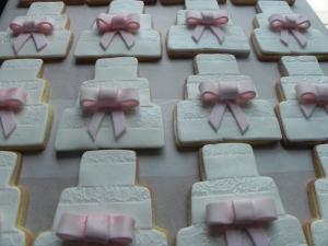 Sablé Wedding Cake