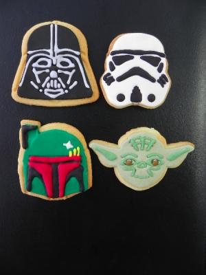 Sablés Star Wars