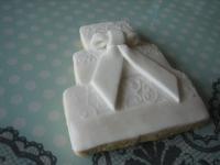 Gâteau en Sablé pour Mariage