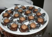 Carrés chocolatés
