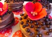 Whoopies au chocolat