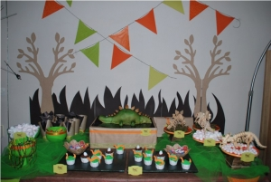 Dessert Table chez Scena