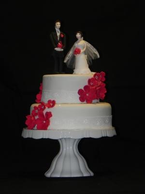 Wedding Cake Rouge