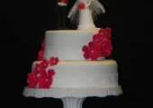 Wedding Cake Rouge