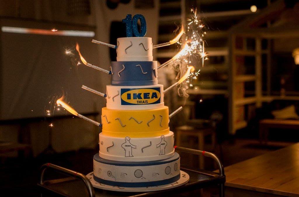 Gâteau personnalisé Entreprise