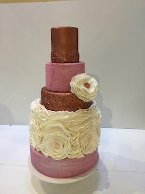 Atelier Bases du Cake Design – Intensif 40 heures