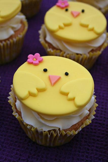 Atelier Cupcake – Spécial Pâques