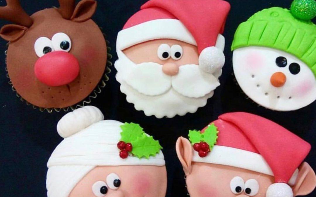 Atelier Décoration Cupcakes de Noël