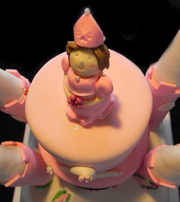Gâteau Château Princesse
