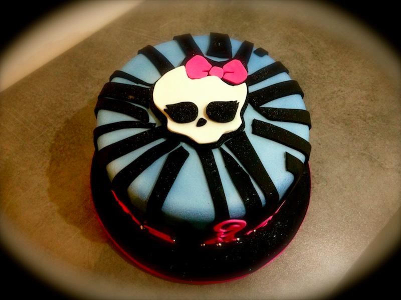 Gâteau personnalisé Fille